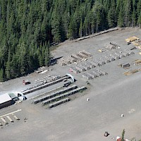 Core storage facility