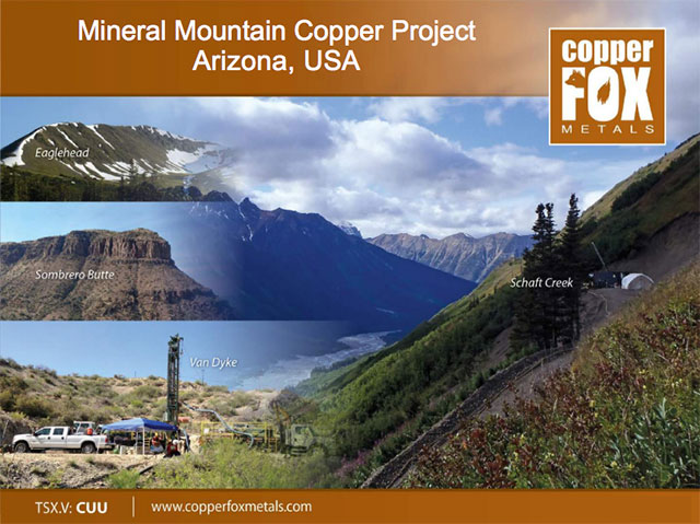 Mineral Mountain Copper Project, Arizona, USA